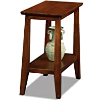 Leick Delton Narrow Chairside End Table