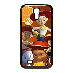 SamSung Galaxy S4 9500 phone cases Black Disneys Toy Story Jessie Buzz Lightyear cell phone cases Beautiful gifts LAYS9804920