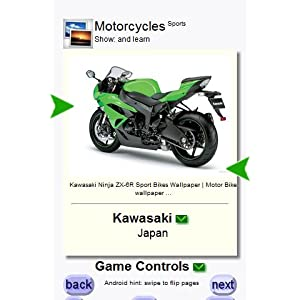 Motorcycles (Keys): Amazon.es: Appstore para Android