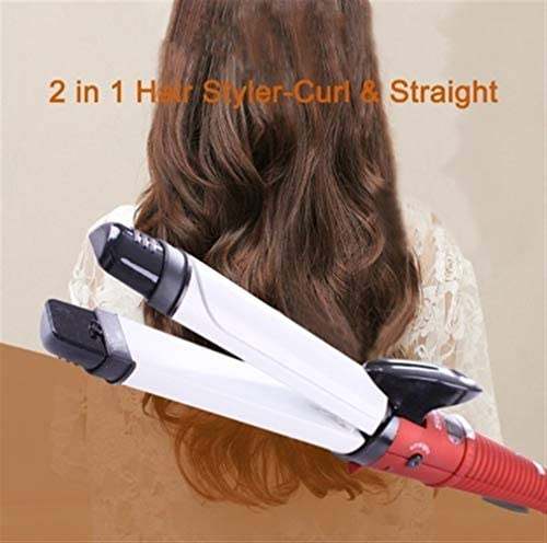 YSJ Hair Curler, Professional Curling Iron Ceramic Hair Styler Hair Waver Styling Tools Multifunctional Electric Hair Curler  jVJN9
