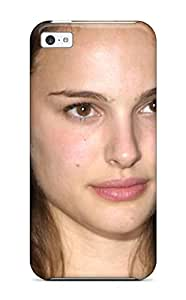 High-quality Durable Protection Case For Iphone 5c(natalie Portman Hot ) by lolosakes