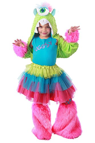 Princess Paradise Child Uggsy Monster Costume Set, Multicolor, Small/Medium