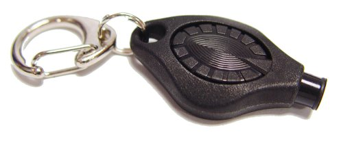 LRI FMWC Photon Freedom LED Keychain Micro-Light with Covert Nose, White Beam (Micro Keychain)