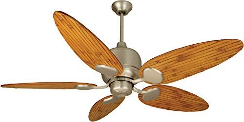 Kona Bay Kona Bay - Craftmade K11160 Ceiling Fan Motor with Blades Included, 52
