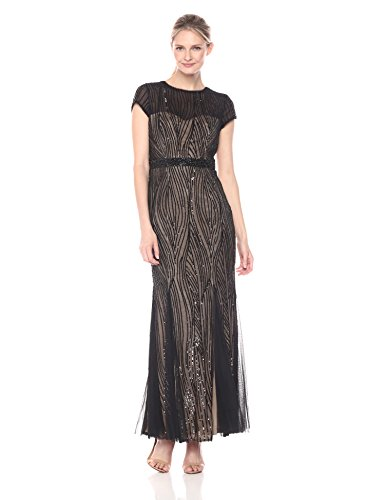 long black mother of the groom dresses - 4