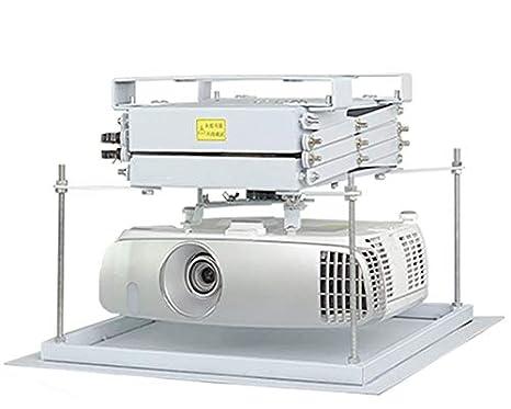 CGOLDENWALL Soporte Universal para Proyector de Aluminio con ...