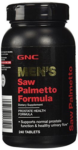 GNC Mens Palmetto Formula Tablets product image