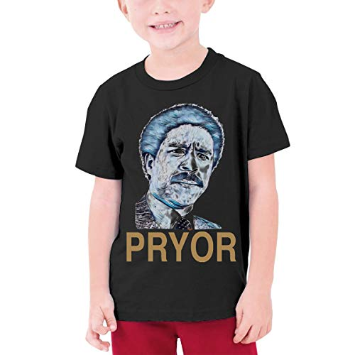 - Richard-Pryor Sport Boys Girl Cool T-Shirt XL Black