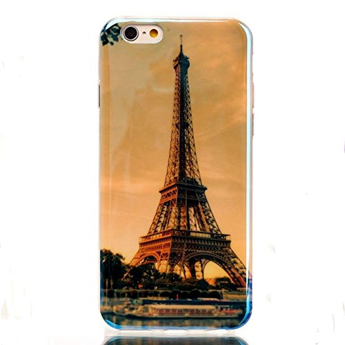 Katinkas weiche Eiffelturm Hülle für Apple iPhone 6