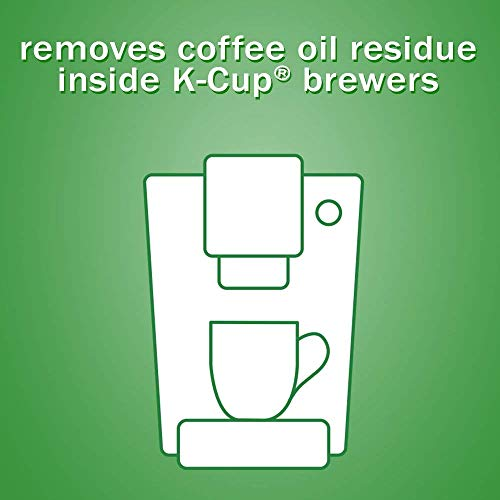 Urnex K-Cup Machine Descaler and Cleaner Kit - 2 Pack - Professional Coffee Machine Cleaner and Descaler Use With Keurig by Urnex (Image #2)