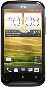 "HTC Desire X - Smartphone (101.6 mm (4 ""), 800 x 480 Pixeles, LCD, 1 GHz, 768 MB, 4 GB) (importado)"