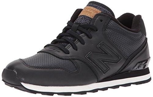 New Balance Women's 696 v1 Sneaker, Black, 8.5 B US