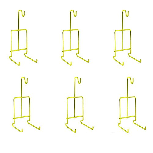 Saucer Gold 24k - HOHIYA TeaCups and Saucer Display Easel Stand Christmas(Gold,pack of 24)