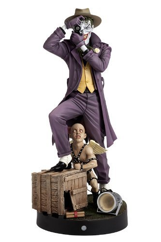 Kotobukiya DC Comics Batman The Killing Joke Joker ArtFX Statue by Kotobukiya
