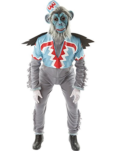 Adult Flying Primate Costume - Wizard Masks Of Man Oz