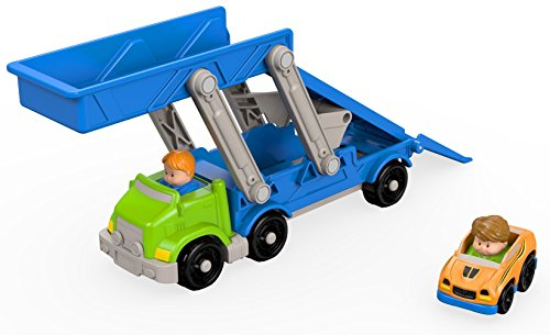 - Fisher-Price Little People Ramp 'n Go Carrier