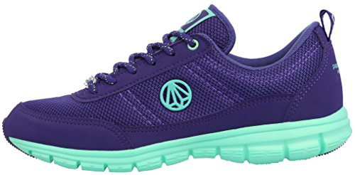 Light Unisex Walking purple Weight 1201 Super Mint Paperplanes Mesh Sneakers 1201 ZtwHqP