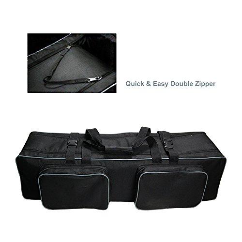 Studio Lighting Carry Case: LimoStudio Photo Studio Equipment Large Carrying Case Bag