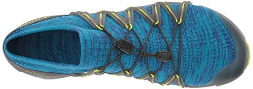 AW18 Access Bare Trail Navy Knit Flex Merrell Laufschuhe xYp75Hwvq