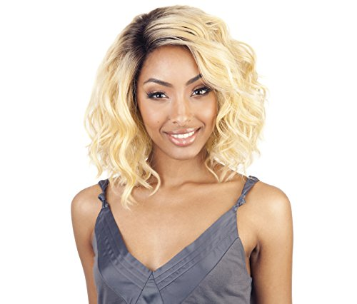 Human Lace Front Wig (ISIS BROWN SUGAR Human Blended Lace Front Wig - BS206 (#SR4/GOLDBLOND) by ISIS)