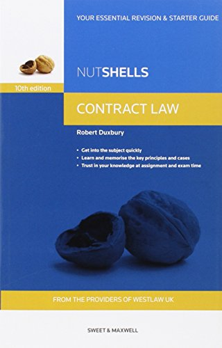 Read Nutshells Contract Law RAR