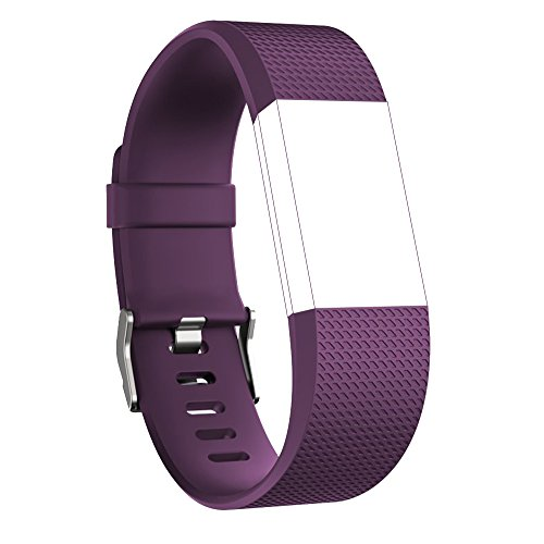 redtaro-replacement-elastomer-wristband-for-fitbit-charge-2-small-59-86-inches-107-plum