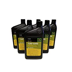 John Deere Turf-Gard SAE 10W-30 Oil Quarts - TY220