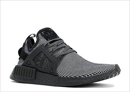 promo code f8afb 0a37a Amazon.com: adidas NMD XR1 PK 'Triple Black' - S32211 - Size ...