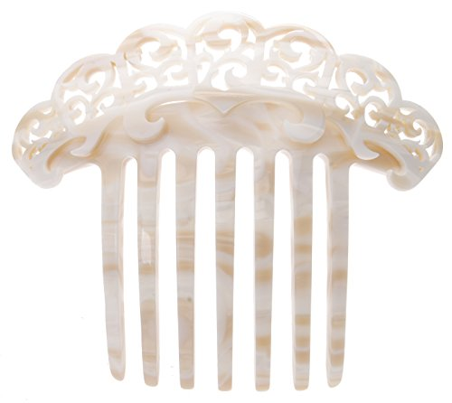 France Luxe Finery French Twist Comb - Alba
