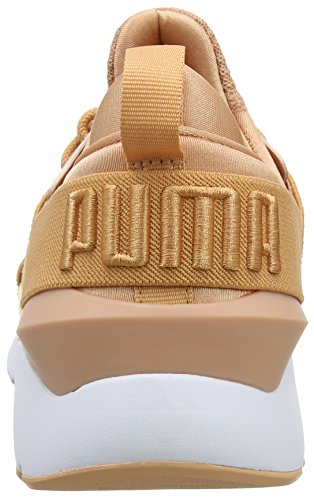 Ep Sneakers Wn's Basses Satin Orange Muse dusty dusty Puma Coral Femme Coral qFIw1E