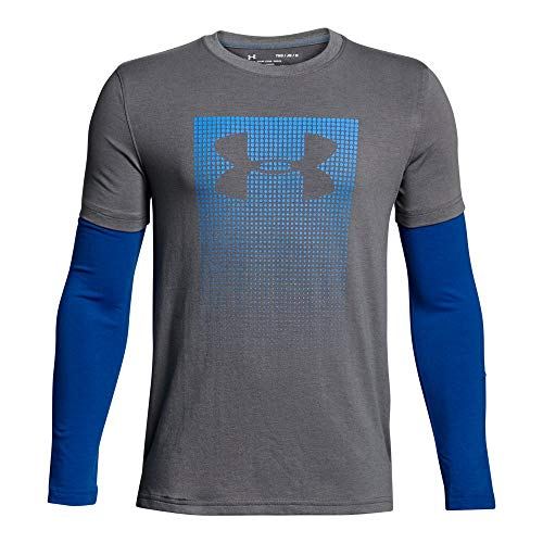 Under Armour UA Knit 2-in-1 YMD Graphite by Under Armour (Image #1)