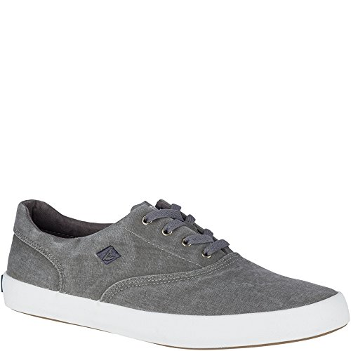 Sperry+Top-Sider+Men%27s+Wahoo+CVO+Fashion+Sneaker%2C+Grey%2C+11+M+US