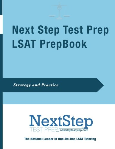 Next Step Test Prep LSAT PrepBook