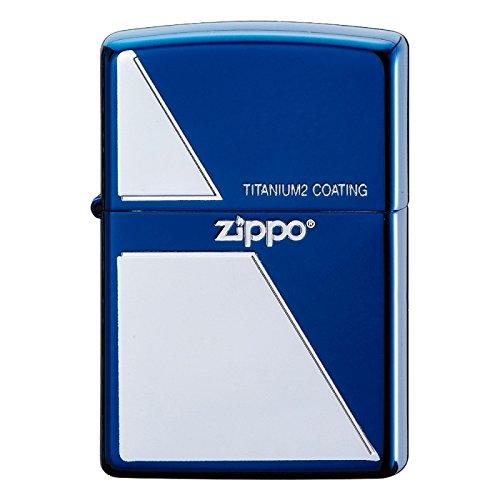 zippo 名入れ ジッポー ライター チタン キズがつきにくい TNB 2 B01MD1KS25