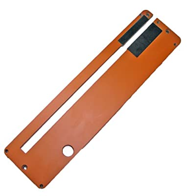 Ridgid R4511 Table Saw Replacement Table Insert # 089037005702