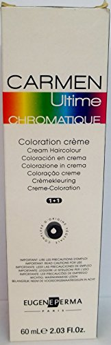 Carmen Ultime Chromatique by Eugene Perma - Cream Hair Color Additives for All Carmen Ultime Colors - Size: 2.03 Fl. Oz. Tube - Shade Selection: 0*44 - Orange