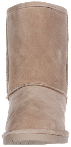 Emma short Brown Boots 608W Women's Camel Bearpaw SqwnEC4x5x