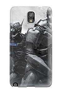 Ideal Craigmmons Case Cover For Galaxy Note 3(hellgate Video Game Other), Protective Stylish Case