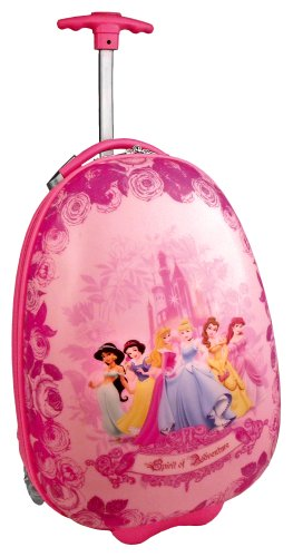 "Disney Princess 18"" Rollaboard Luggage,Multi,One Size"