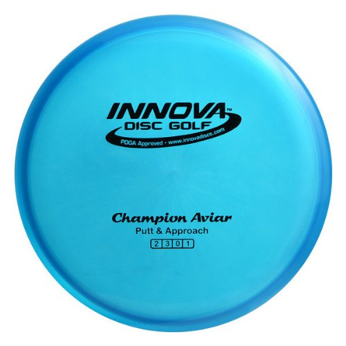 Innova Aviar Champion Putter Golf Disc Assorted Colors ()