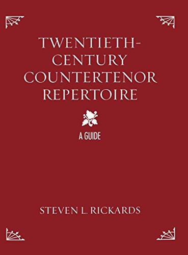 untertenor Repertoire: A Guide ()