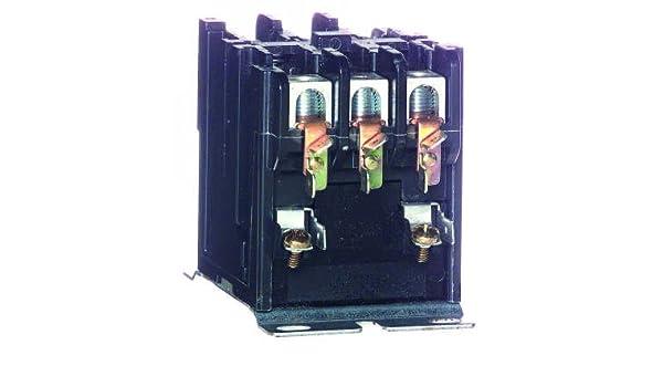 Honeywell Three Pole DP Contactor DP3040C5001//U DP3040-c4