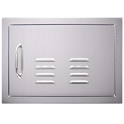 YXHARD Outdoor Kitchen Door, 304 Stainless Steel 24