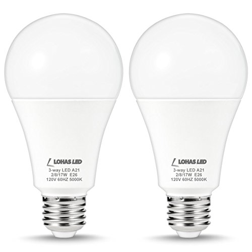 Led Light Bulbs 3 Way Lamps - 2