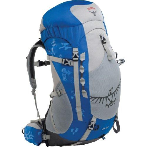 Osprey Jib 35 Backpack (Blue Yonder), Outdoor Stuffs