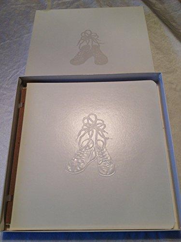 Creative Memories Baby Booties 12 X 12 Scrapbook Album Coverset Only by Creative Memories