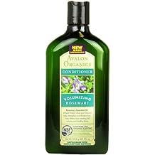 Avalon Organics Conditioner Volumizing Rosemary -- 11 fl oz - 3PC