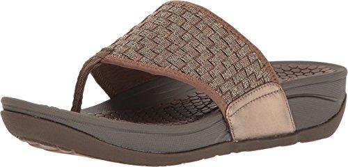 Baretraps Kvinna Dasie Plattform Sandal Brons