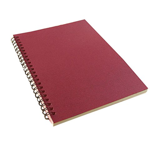 TimedMALL Recycled Spiral Notebook 1-Subject, 120-Count,College Ruled(Assorted - Recycled Notebook 1 Subject