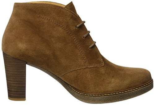 Gabor Shoes Basic, Botines para Mujer Marrón (Ranch 14)